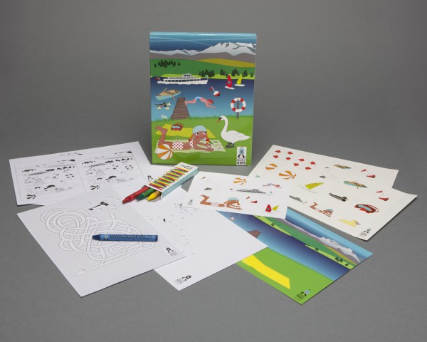 Activity Box - Einzel: See