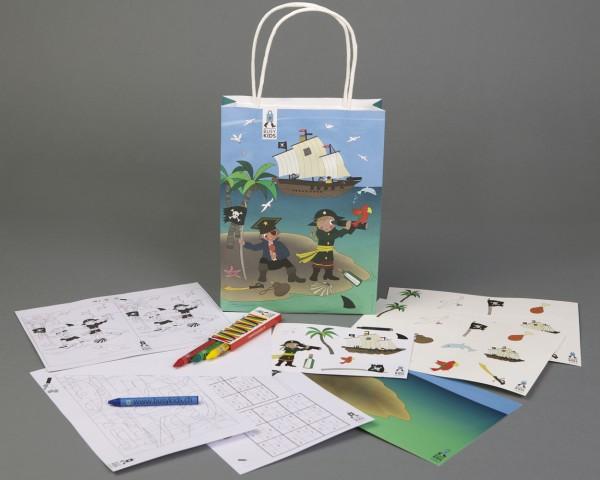 Activity Bags - Einzel: Piraten